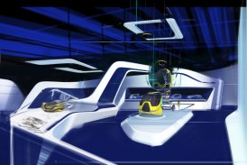 Test Track Tron 4