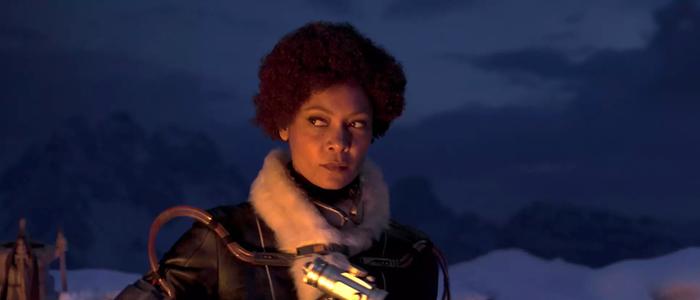 Thandie Newton Solo