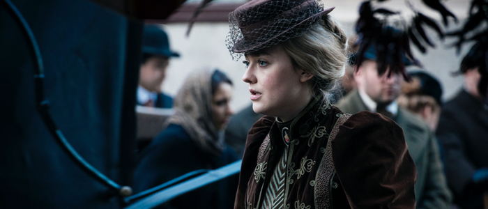 The Alienist Dakota Fanning
