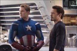 The Avengers Cap Stark