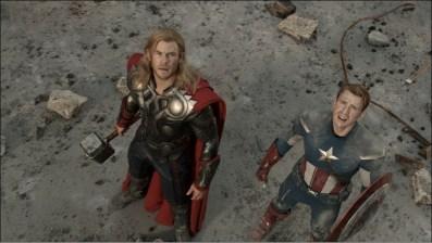 The Avengers Thor Cap
