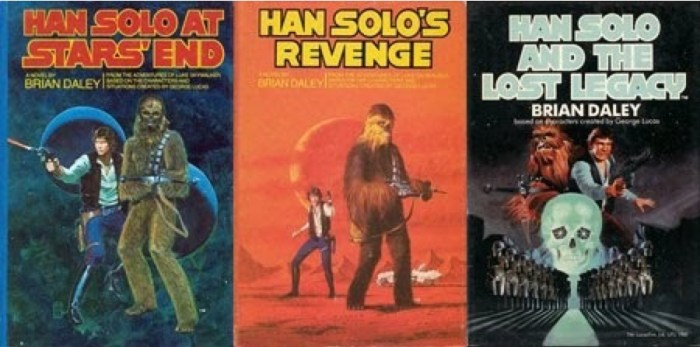 The Han Solo Adventures trilogy