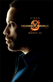 The Hunger Games - Cinna