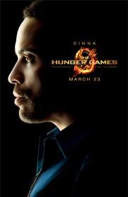 The Hunger Games - Cinna