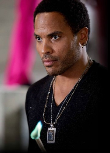 The Hunger Games - Lenny Kravitz as Cinna