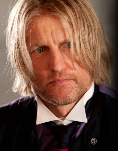 The Hunger Games - Woody Harrelson as Haymitch Abernathy