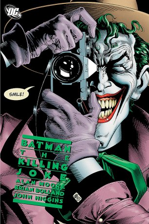 The Killing Joke Joker