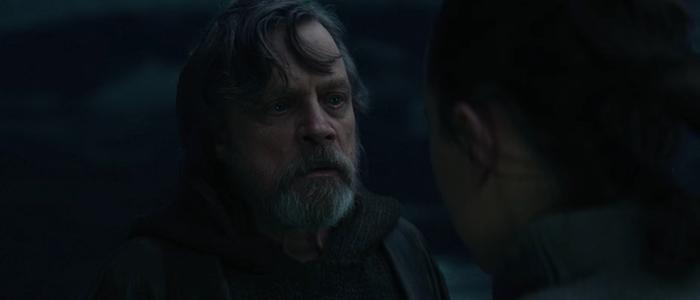 The Last Jedi deleted scenes