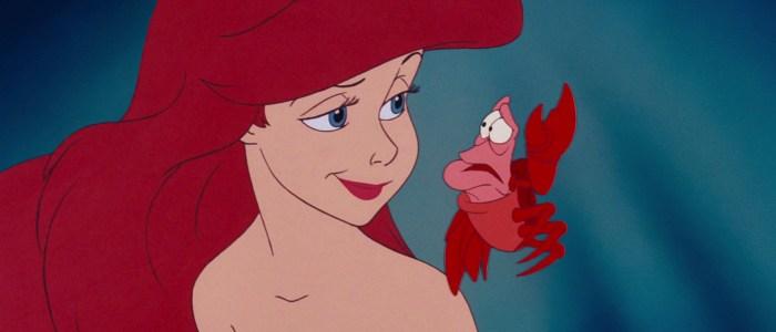 The Little Mermaid - Ariel and Sebastian