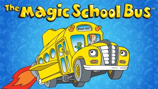 The Magic School Bus reboot