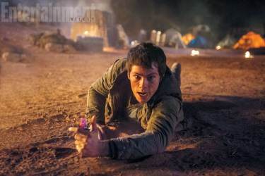 Scorch Trials trailer