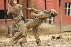 The Raid 2 mud