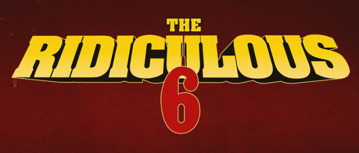 The Ridiculous 6 logo