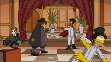 The Simpsons Clockwork Orange 4