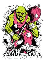 The Toxic Avenger by Matthew Skiff