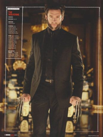 The Wolverine (Empire Magazine) - 1