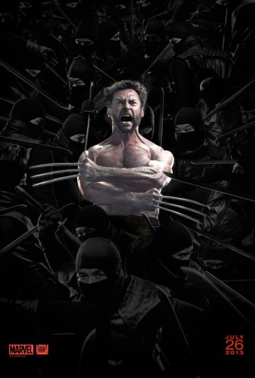 The Wolverine poster 1