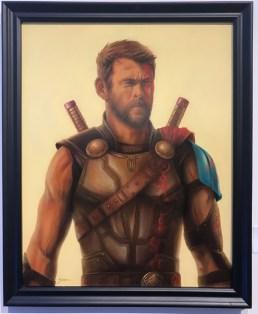 Thor Ragnarok - God of Thunder - Bennett Slater