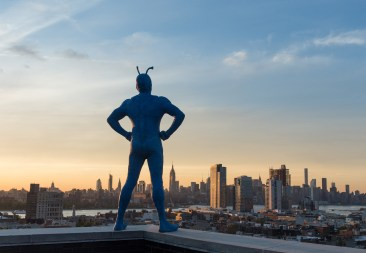 The Tick series