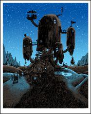 Tim Doyle - Adventure Time variant