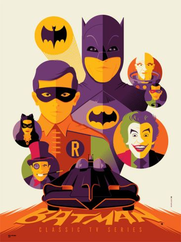 Tom Whalen - Batman variant