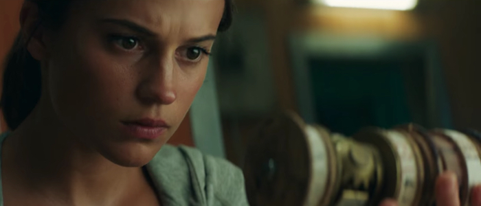 Tomb Raider TV spot