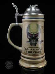 Battlestar Galactica Top Gun Stein-1
