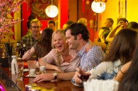 Trainwreck - Amy Schumer and Bill Hader