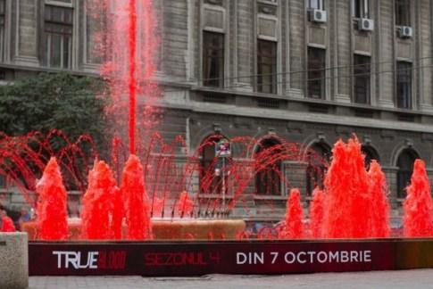 True Blood - Romanian Fountain 1