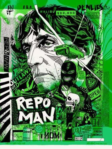 Tyler Stout - Repo Man