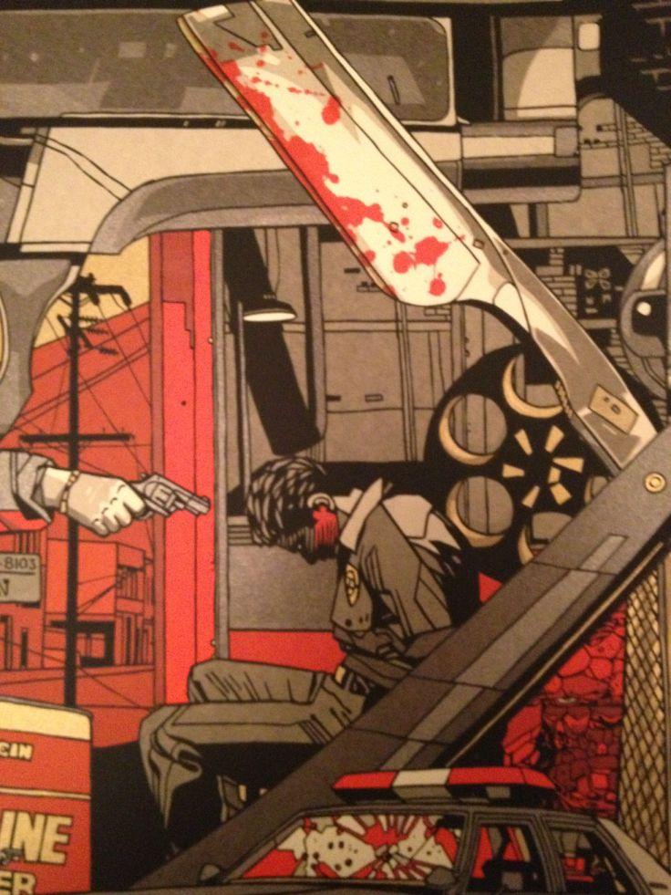 Tyler Stout - Reservoir Dogs 4