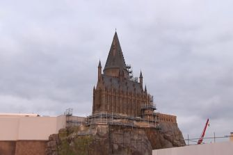 Universal Studios Osaka Hogwarts 2