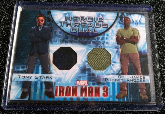 Upper Deck Iron Man 3