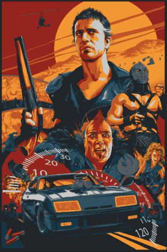 Vance Kelly - Mad Max