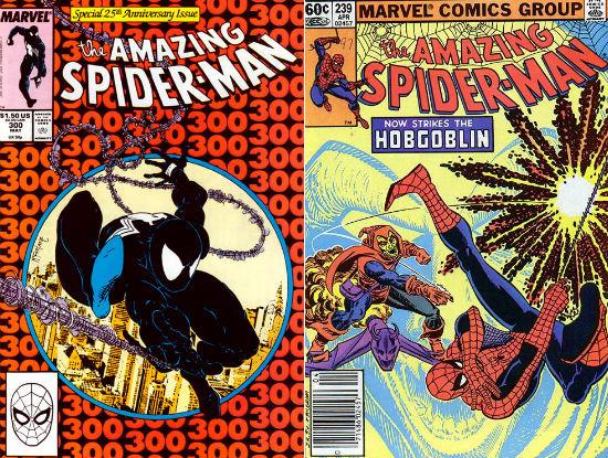 Venom Hobgoblin Spider-man