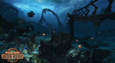 Voyage to the Iron Reef Still 1