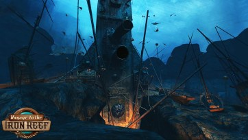 Voyage to the Iron Reef Still 2