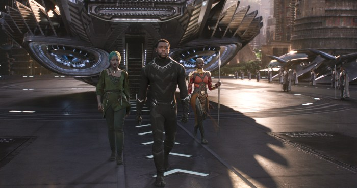 Finding Black Panther