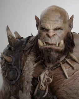 Warcraft Orgrim 2