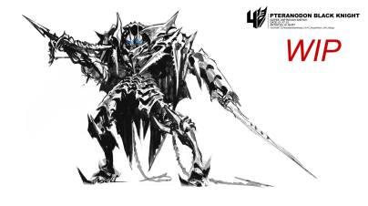 Wesley Burt - Pteranodon 2
