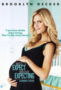 What to Expect When You're Expecting - Brooklyn Decker