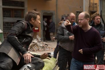 Whedon Hawkeye Age of Ultron