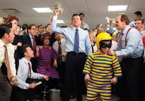 Wolf of Wall Street crowd
