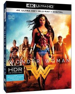 Wonder Woman 4K UHD 2