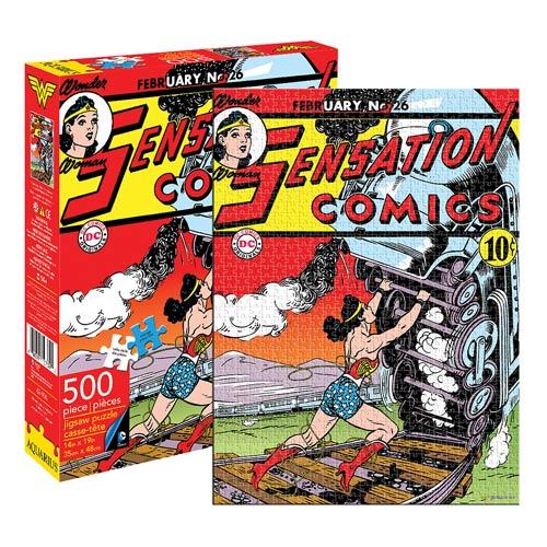 Wonder Woman puzzle