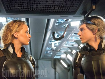 X-Men Apocalypse Mystique and Quicksilver