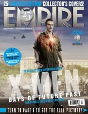 X-Men DOFP Empire cover - Havok