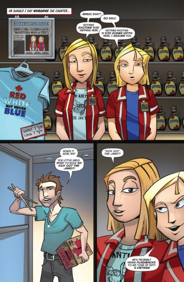 Yoga Hosers comic book (5)