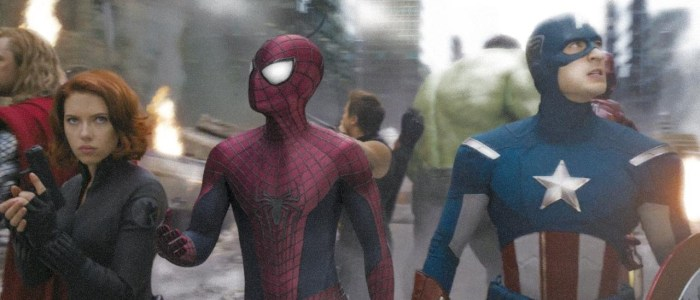 Spider-man Avengers photoshop: Spiderman in Avengers Age of Ultron