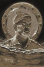 "Eric Braddock's ""Captain Steve Zissou"""